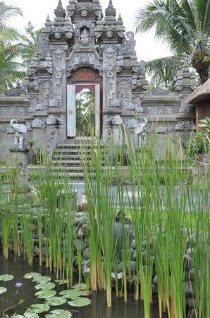Puri Taman Sari: L'hôtel