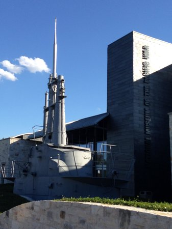 National Museum of the Pacific War - Grounds