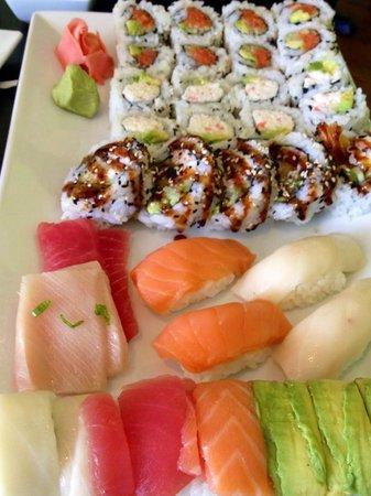 Han the Sushi Man : Sushi