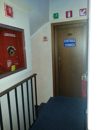 Hotel Royal San Marco: entrada al cuarto