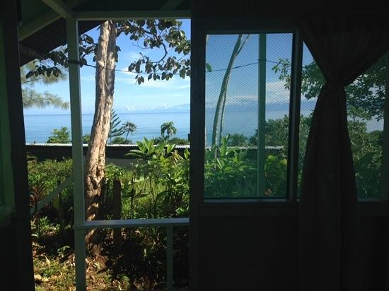 Cabinas Jade Mar: room with a view