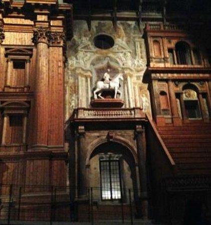 Palazzo della Pilotta : boccascena