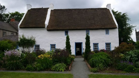 Ulster Folk & Transport Museum: The Rectory