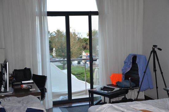 AC Hotel Gava Mar: Vue intérieure