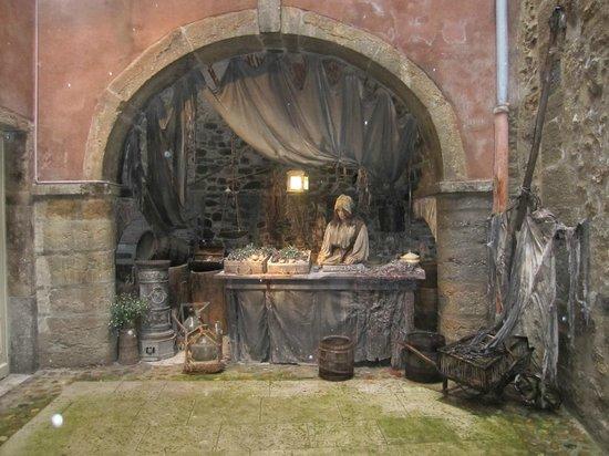 Musée Miniature et Cinéma : Exposición interior