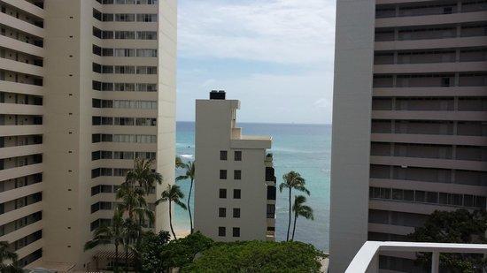 Lotus Honolulu at Diamond Head: view from room