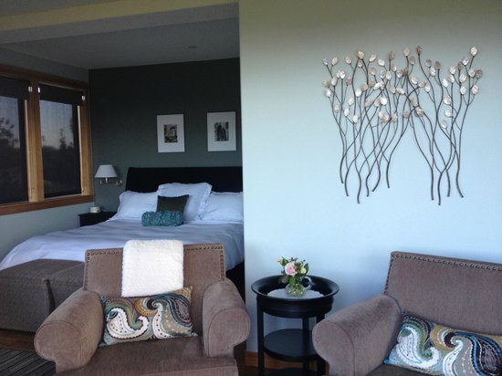 Le Puy A Wine Valley Inn: Thunder Suite
