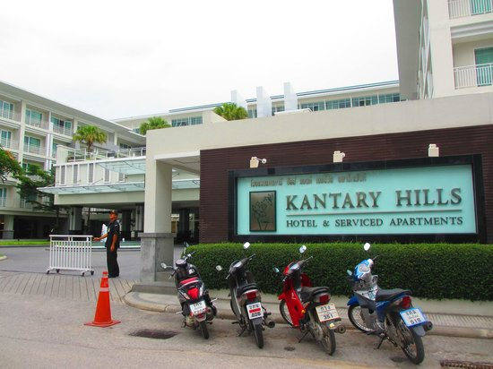 Kantary Hills, Chiang Mai : Main gate