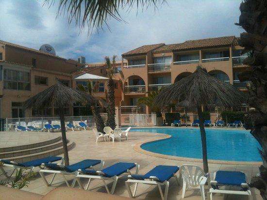 La Lagune Beach Resort and Spa : L'hôtel