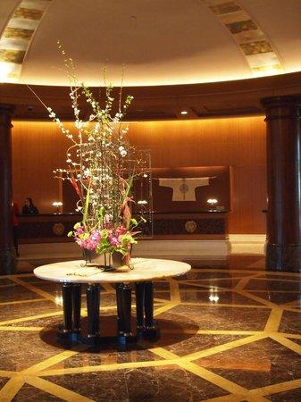 Mandarin Oriental, Washington DC: lobby