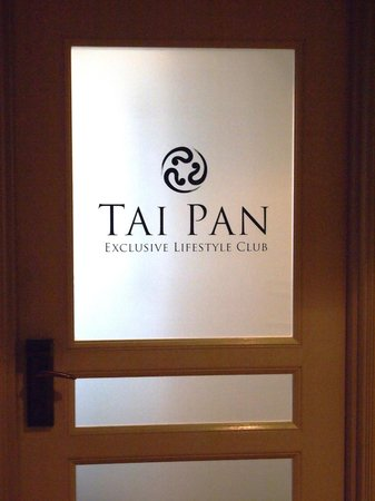 Mandarin Oriental, Washington DC: Tai Pan