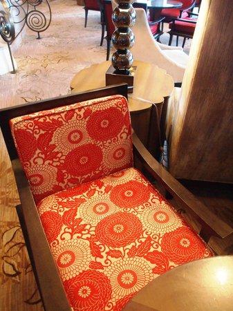 Mandarin Oriental, Washington DC: lounge chair