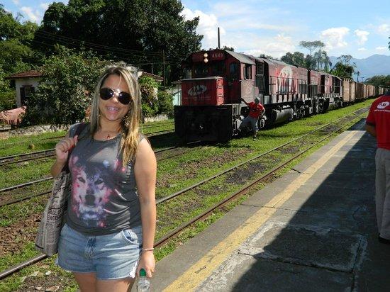 Railway Station : Estação Ferroviária Morretes