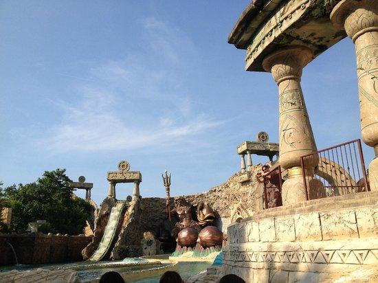 Gardaland Resort: Fuga da Atlantide