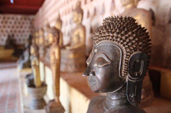 Wat Si Saket: Loadsa buddhas