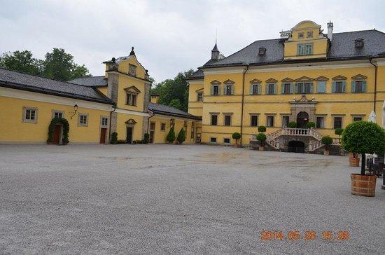 Château d'Hellbrunn : ヘルブルン宮殿1