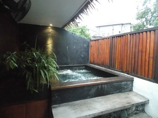 Villa Samadhi: Private Plunge Pool