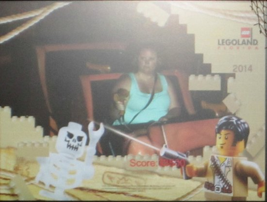 LEGOLAND Florida Resort: Me on the lost kingdom adventure