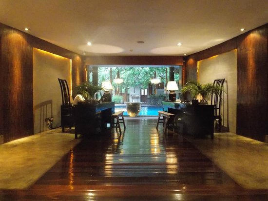 Villa Samadhi : Reception