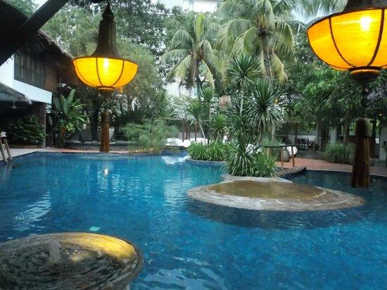 Villa Samadhi : Pool