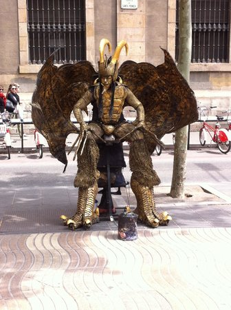 Las Ramblas: and another