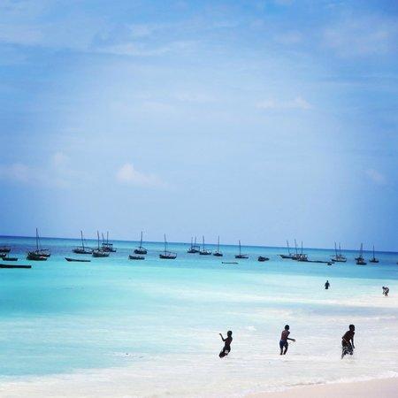DoubleTree by Hilton Resort Zanzibar - Nungwi : Nice view from the balcony