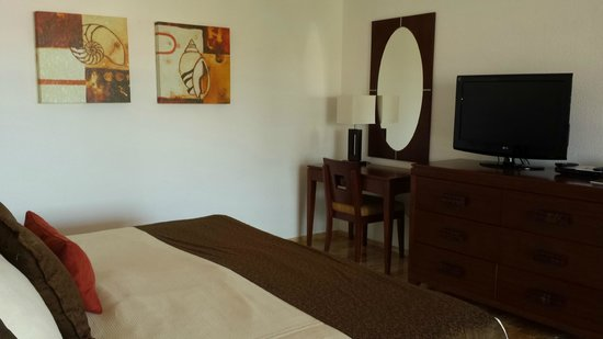 The Royal Cancun All Suites Resort: Upper room