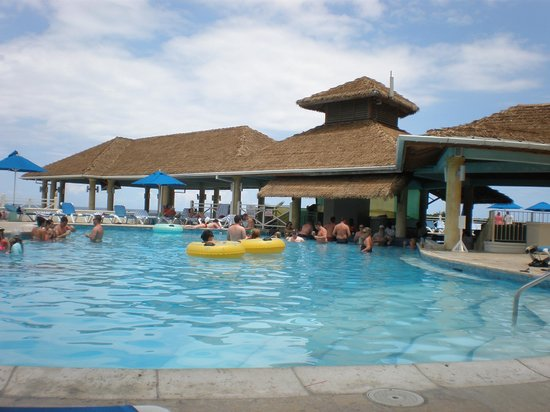 Sunscape Splash Montego Bay : The adults only pool