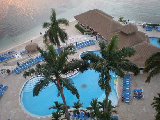 Sunscape Splash Montego Bay: The view from our room