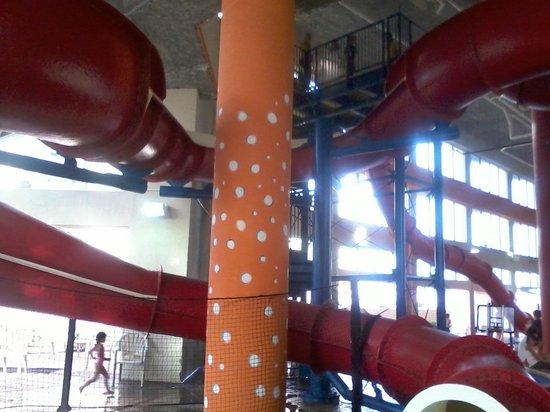 Dunes Village Resort: Waterpark