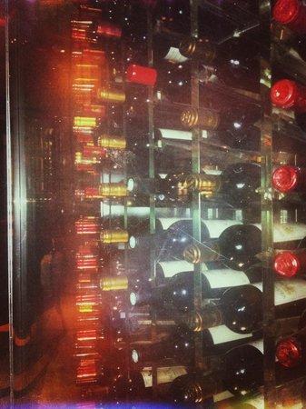 Petrus: Wines centre