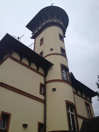 Hotel Villa Monte Vino: Turm