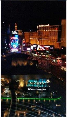 Mandarin Oriental, Las Vegas: strip view