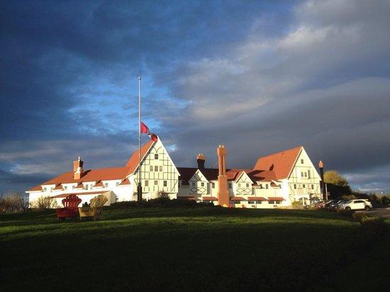 Keltic Lodge Resort & Spa : The Main Lodge