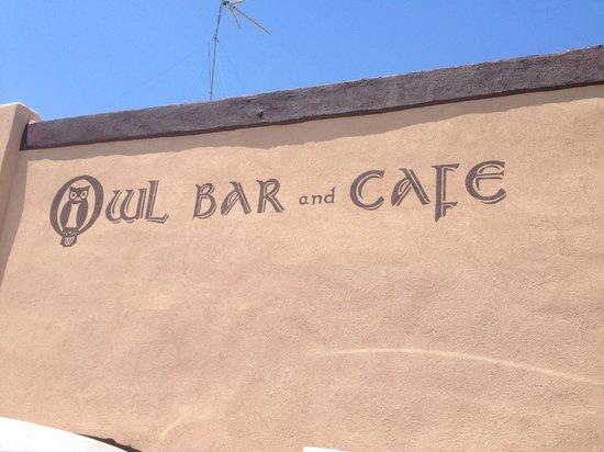 Owl Bar Cafe & Steakhouse: Owl Bar & Cafe