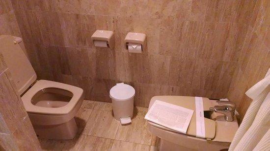 Melia Las Americas: Banheiro do quarto