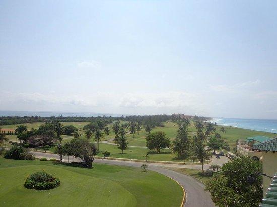 Melia Las Americas: Campo de golf