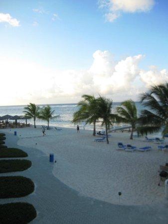 Wyndham Reef Resort : View of beach