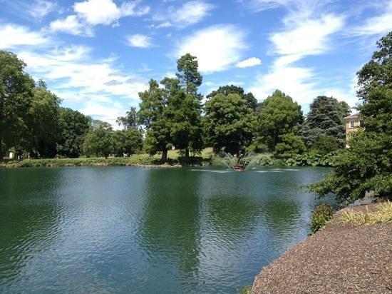 Royal Botanic Gardens Kew: kew gardens