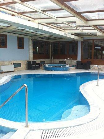 Nostos Hotel: Indoor pool