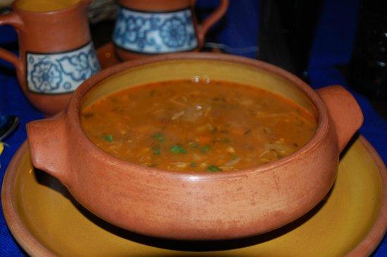 Restaurant Inkazuela : Good stew.