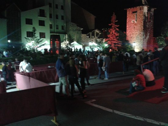 هيسبيريا أندورا لا فيلا: RedMusic festival