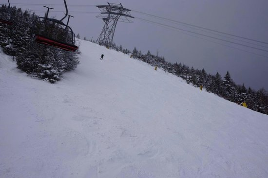 Jay Peak Resort: Steep Terrain