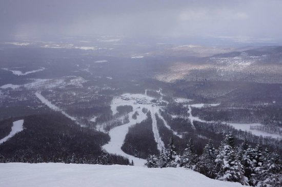 Jay Peak Resort: Summit View