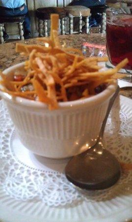 Harris Ranch Restaurant: Суп
