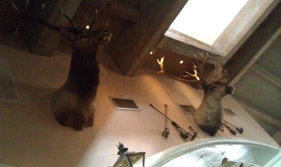 Harris Ranch Restaurant: Интерьер