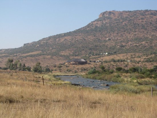 Rorke's Drift Hotel: The hotel from Fort Mellville.