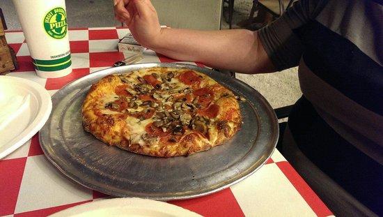 Jersey Boardwalk Pizza: Pizza