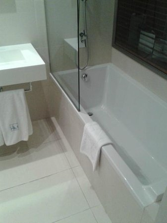Hotel Eurostars Mar de Vigo: bañera