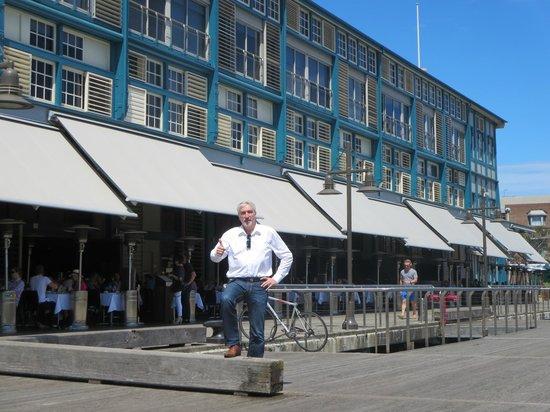Otto Ristorante: Finger's wharf espalanade